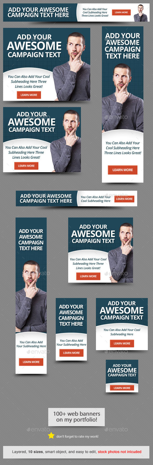 GraphicRiver Corporate Web Banner Design Template 63 11778874