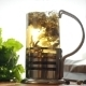 Slowmotion Of Glass Teapot With Blooming Tea - VideoHive Item for Sale