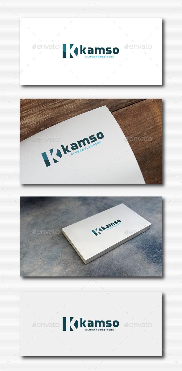 GraphicRiver Kamso Logo 11779108