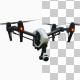 Quadcopter Drone Flying Pack - VideoHive Item for Sale