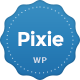 Pixie - Modern WordPress Blog Theme for Creatives - ThemeForest Item for Sale