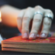 Woman Lays Tarot Cards - VideoHive Item for Sale