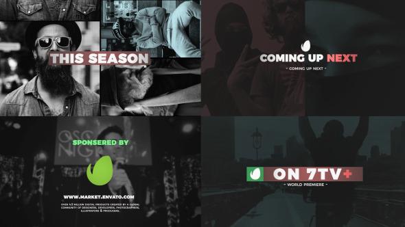 Seven TV Rebrand