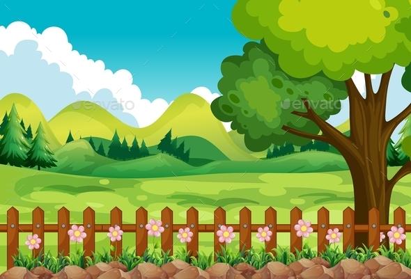 GraphicRiver Garden 11783368