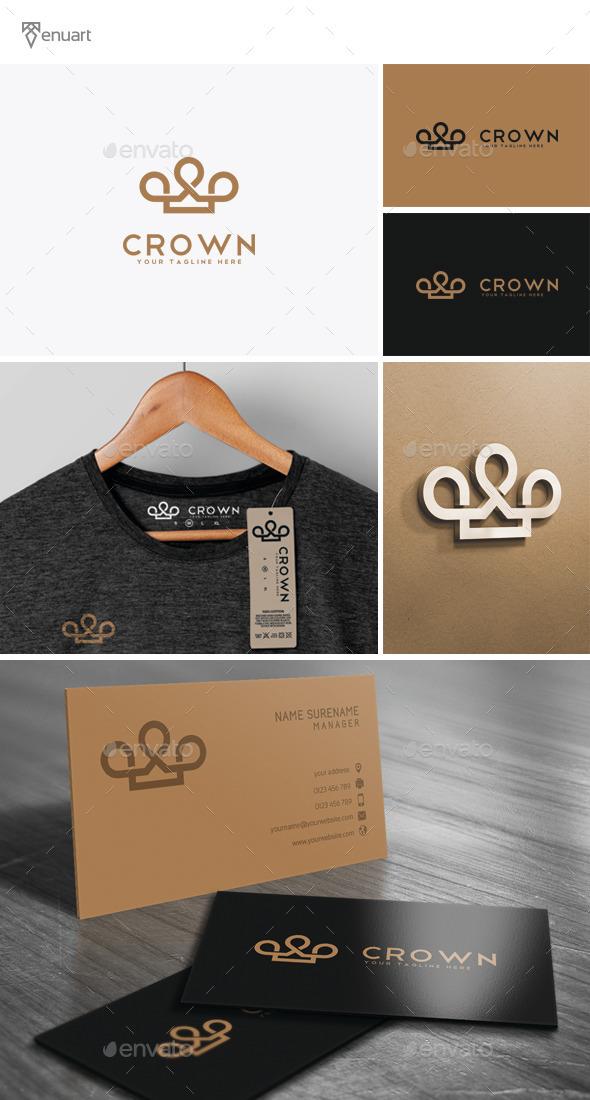 GraphicRiver Crown Logo 11783965