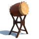 Bedug Traditional Drum Percussion