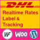 DHL WooCommerce Shipping with Print Label - CodeCanyon Item for Sale