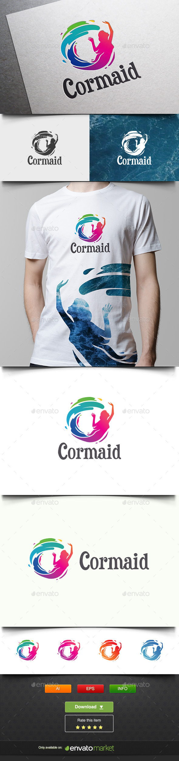 GraphicRiver Cormaid 11785198