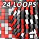 Beat Cubes VJ Loops (24-Pack)