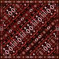 Geometric Tribal Artwork Pattern - PhotoDune Item for Sale