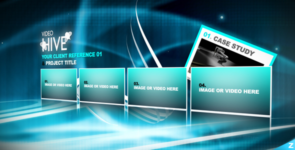 After Effects Project - VideoHive AE CS3 Business Showcase Project & Case S ...