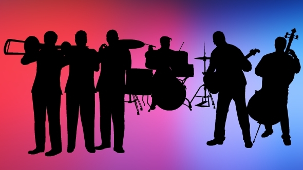 Silhouette Band