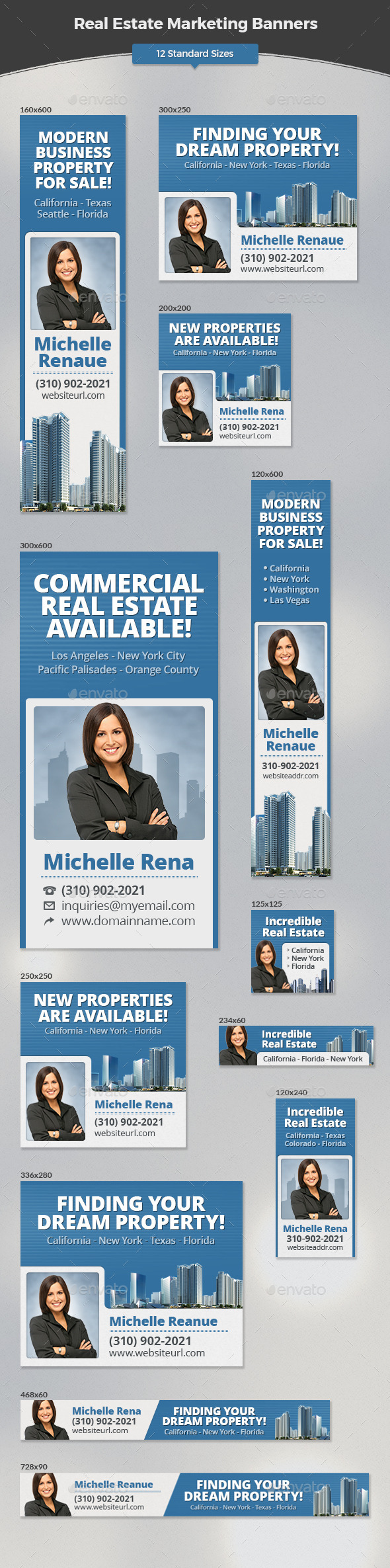 GraphicRiver Real Estate Marketing Banners 11787849