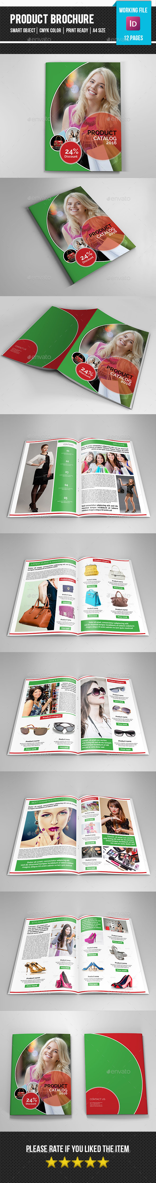 GraphicRiver Product Promotion Brochure-V257 11787906
