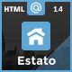 ESTATO. Responsive Featured Real Estate HTML theme - ThemeForest Item for Sale