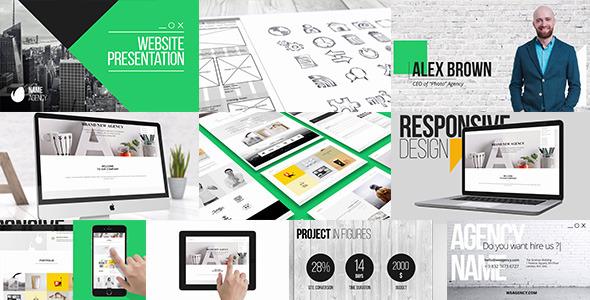 WEBI Multi-Purpose Website Presentetion