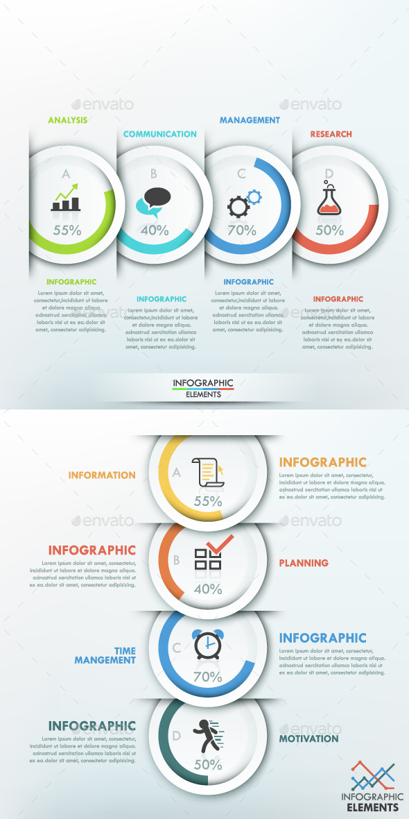 GraphicRiver Modern Infographic Options Banner 2 Items 11788051