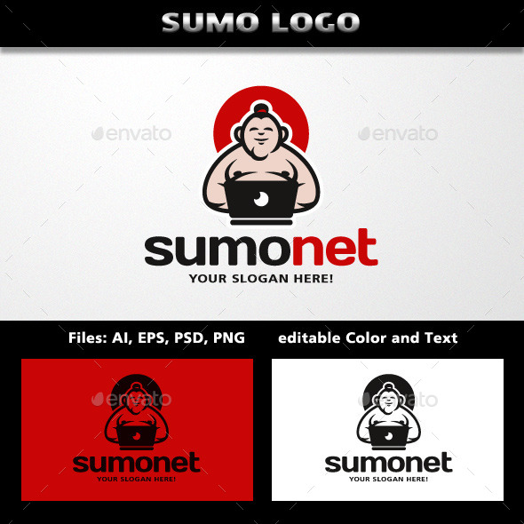 GraphicRiver Sumo Logo Template 11788441