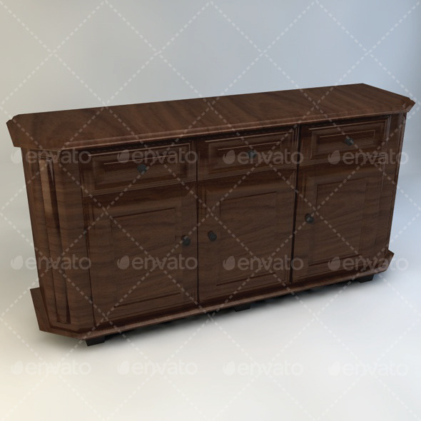 3DOcean Dresser 11788534