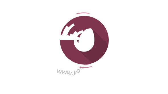 Flat Circular Logo
