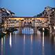 Ponte Vecchio stone bridge in Florence, Italy - VideoHive Item for Sale