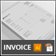 Invoice Template - 4 - GraphicRiver Item for Sale