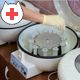 Doctor Mixing Test Tubes in Machine 2 in 1 - VideoHive Item for Sale