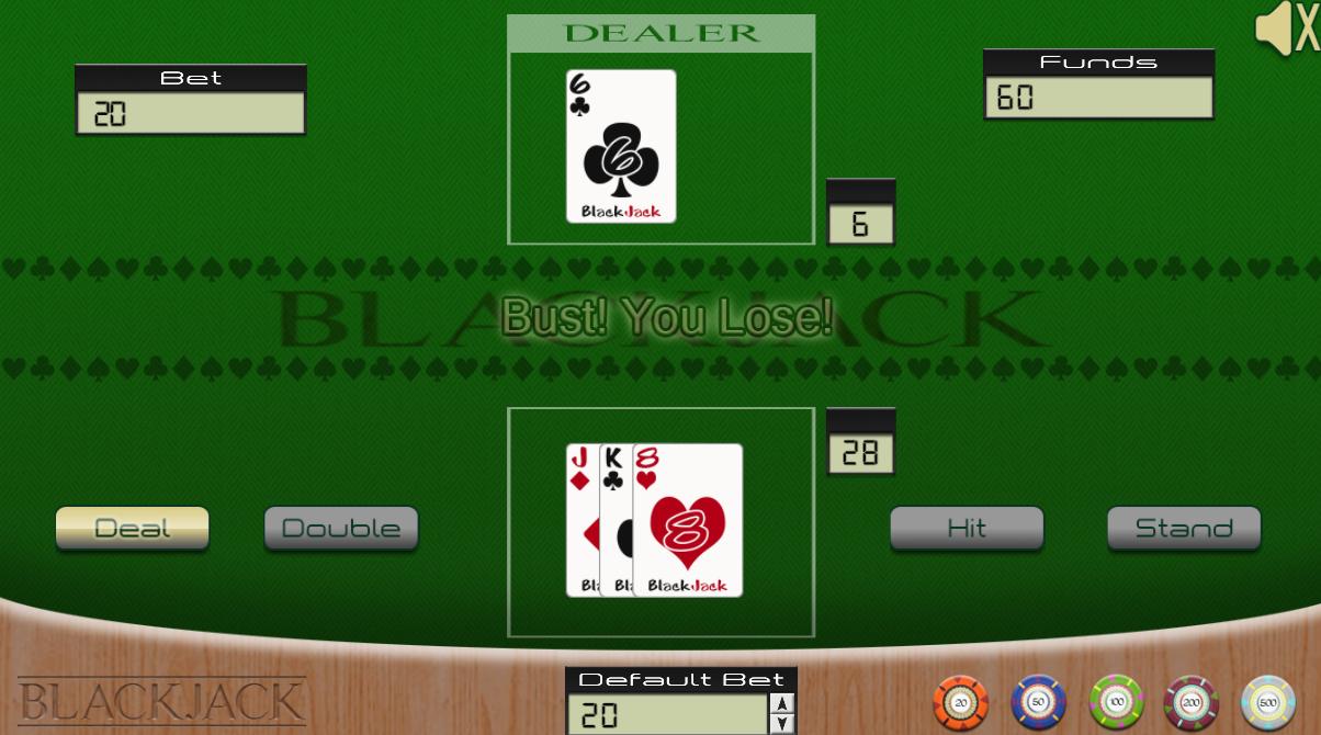 Blackjack table top view - Blackjack Casino Game Html5 Mobile Optimized