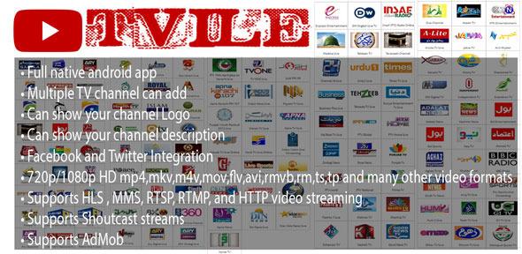 CodeCanyon Tvile with Admob 11794469