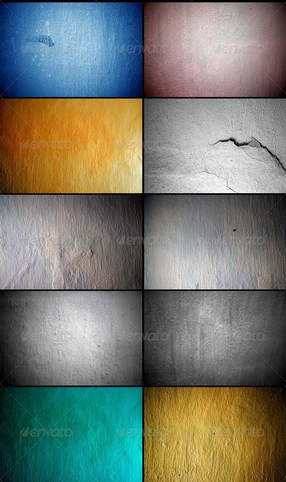 Grunge Walls Bundle