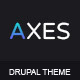 Axes | Multipurpose One/Multipage Drupal Theme - ThemeForest Item for Sale