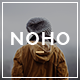 NOHO - Creative Agency Portfolio Muse Template (Creative)