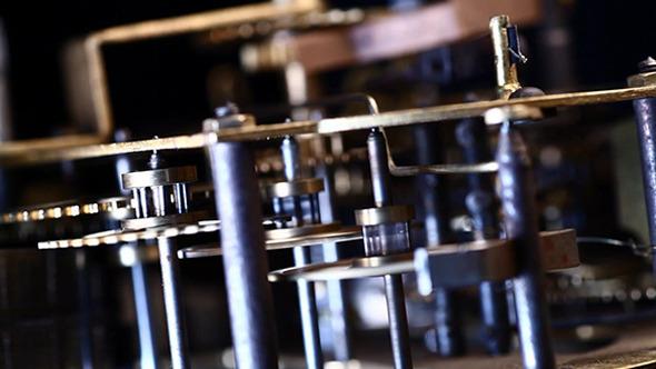 Clock Mechanism 526