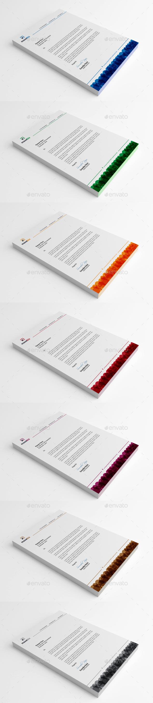 GraphicRiver Letterhead 11798211
