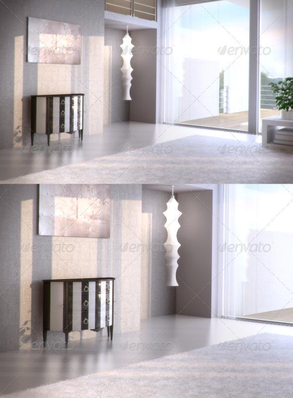 3DOcean Tonin Casa Decor 3814 88754