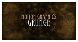 Motion Graphics Grunge