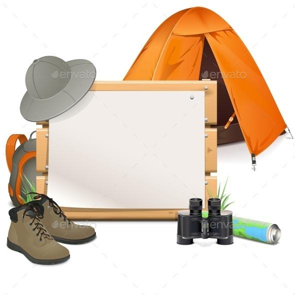 GraphicRiver Scouting Board 11799880