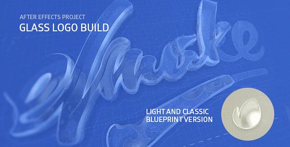 Glass Logo Build