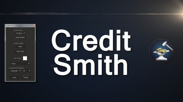 VideoHive Credit Smith 11803499