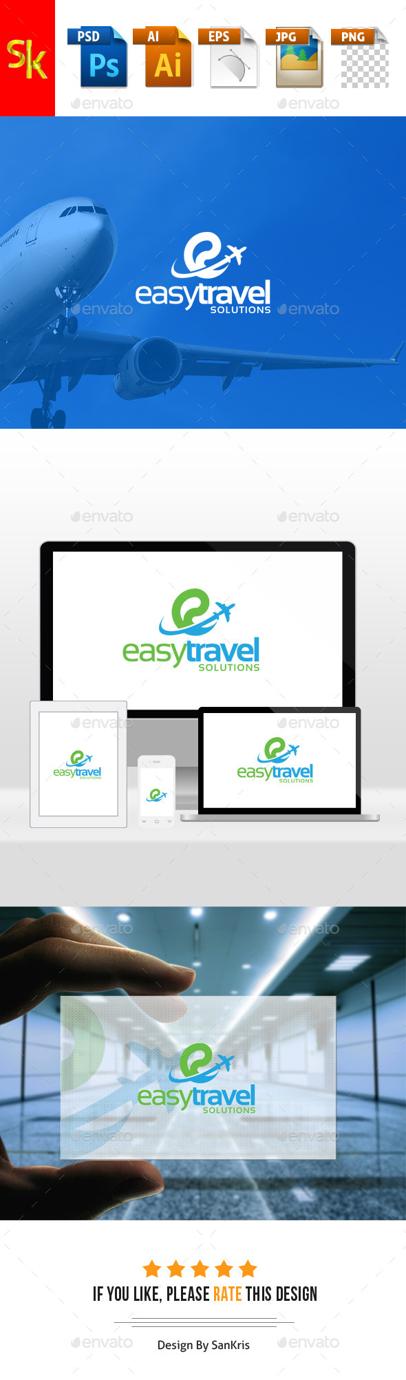GraphicRiver Easy Travel Solutions 11803554