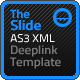 The Slide Template - ActiveDen Item for Sale
