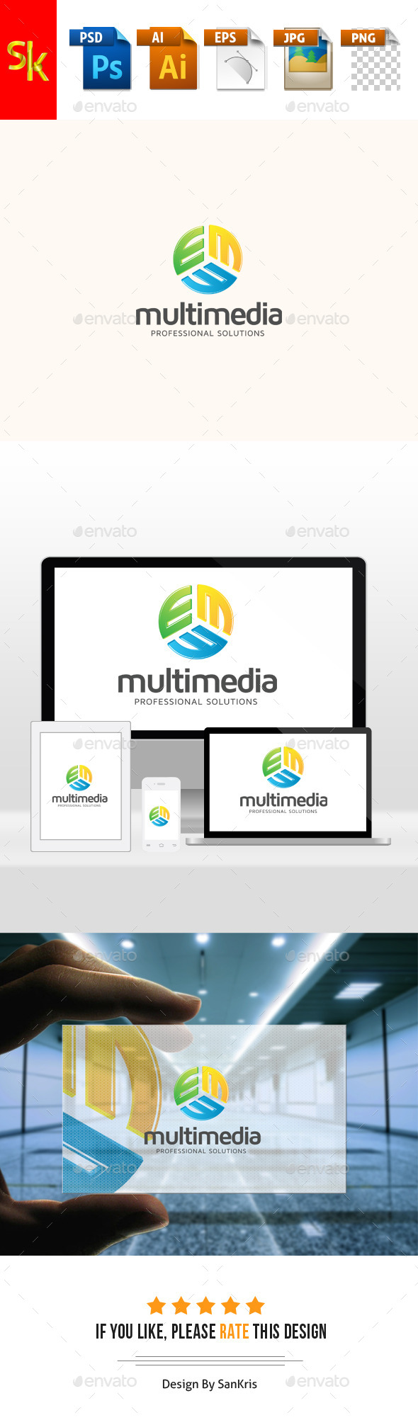 GraphicRiver Multimedia Professional Solutions 11804499