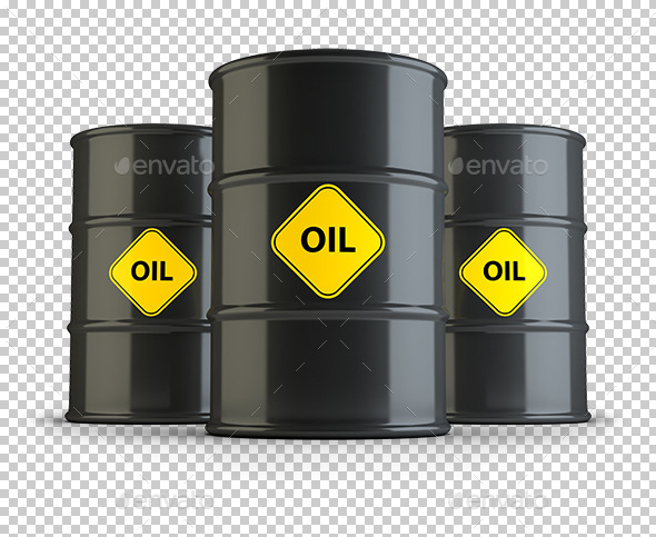 GraphicRiver Oil Barrels 11804995