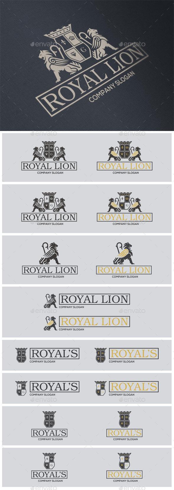 GraphicRiver Royal Brand 11805965
