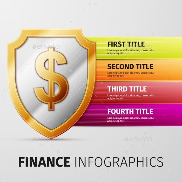 GraphicRiver Finance Infographics 11805977