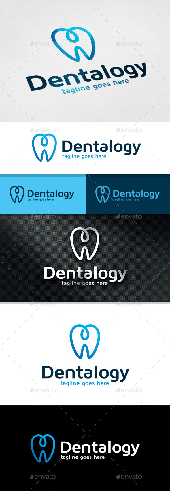 GraphicRiver Dentalogy Logo 11808272