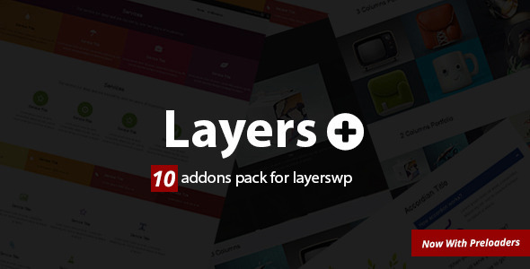CodeCanyon Layers Plus Addons For Layerswp 11728887