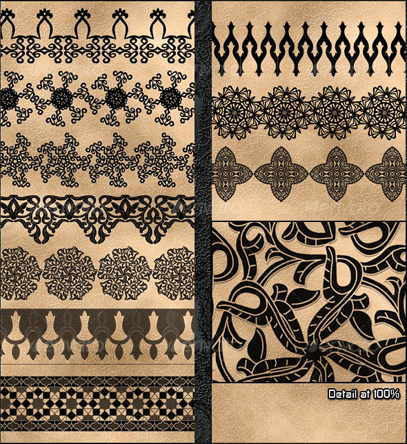 GraphicRiver Harem Sundries 33054