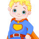 Super Boy - GraphicRiver Item for Sale