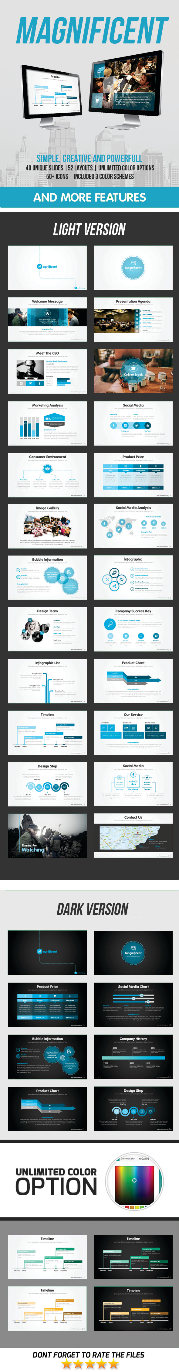 GraphicRiver Magnificent PowerPoint Template 11811213